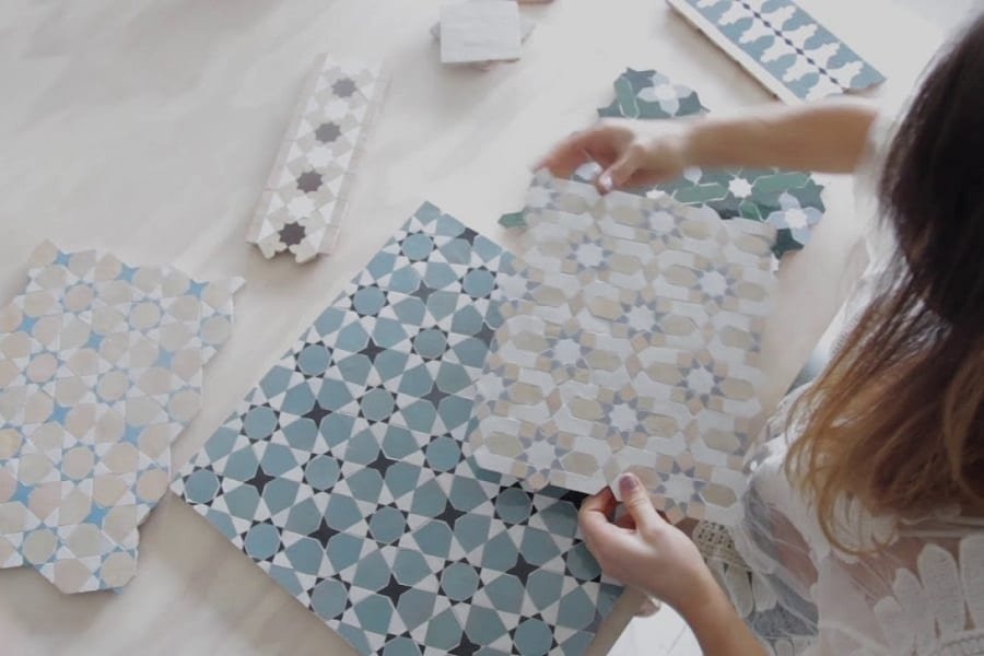 How To Choose Bathroom Tile Size And Spacers: The Ultimate Guide
