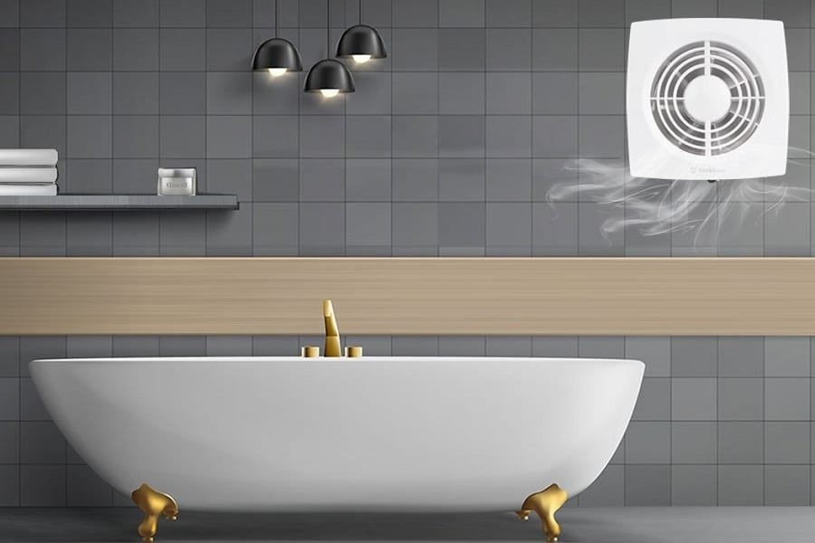 This Is Why Bathrooms Have Fans