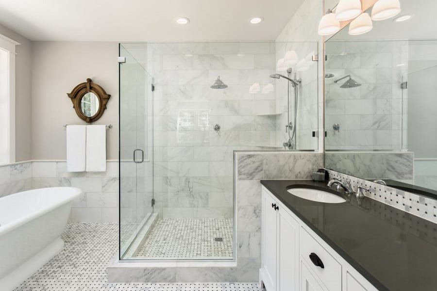 What Is The Average Size Of A Bathroom?