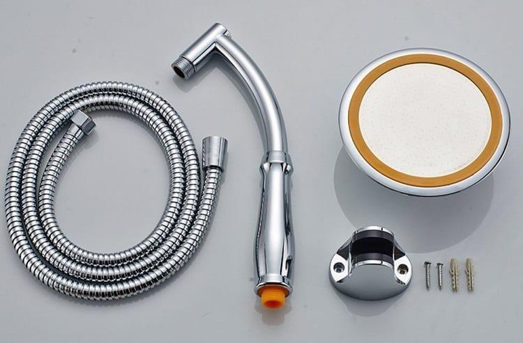 Home Center Shower Kit