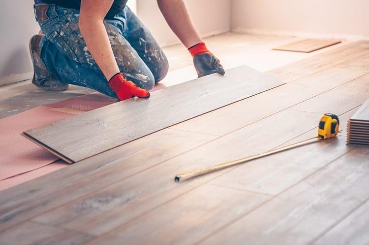 Installing Laminate Plank Flooring