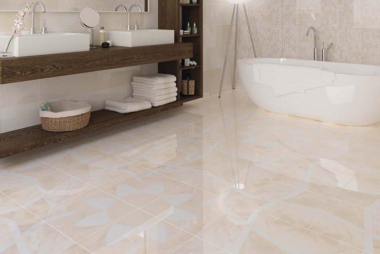 Bathroom Porcelain Flooring