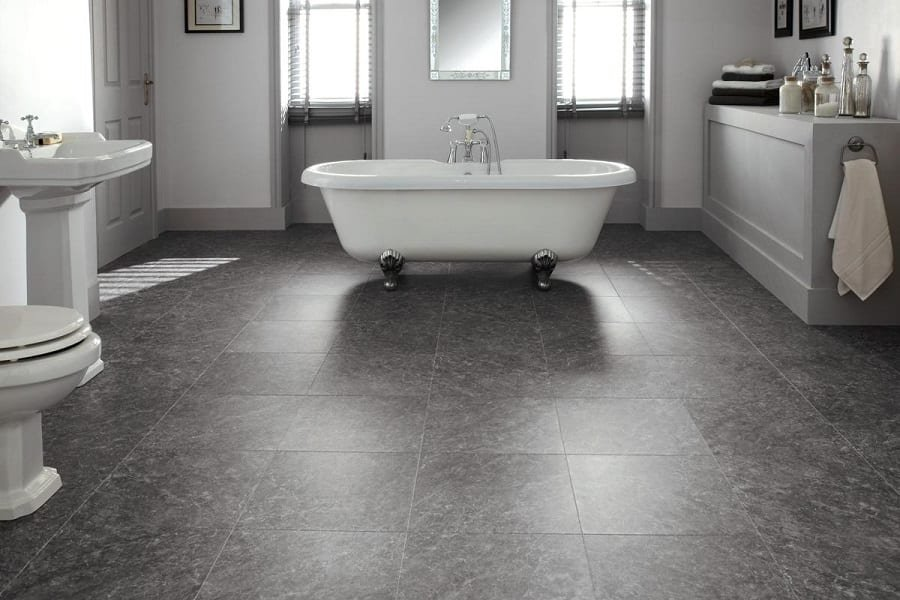 Bathroom Flooring: What Is The Best Option?